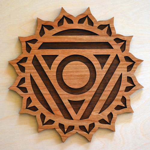 Throat Chakra Wall Art