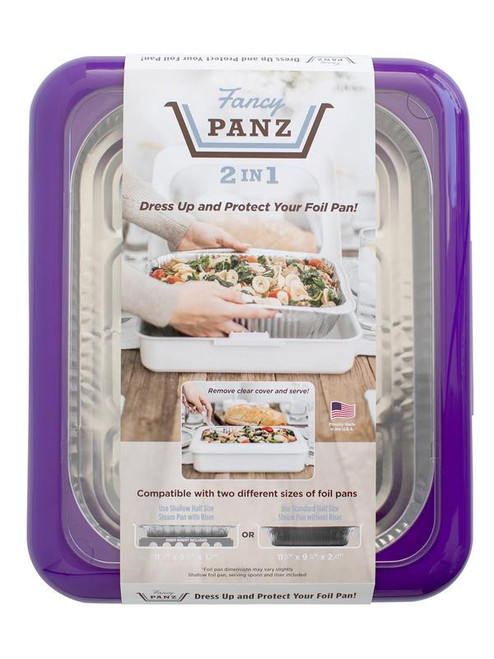 Purple Fancy Panz