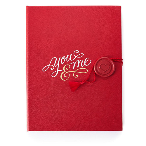Book You & Me Love Title