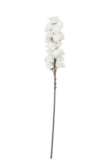 White Multi Flower Botanica