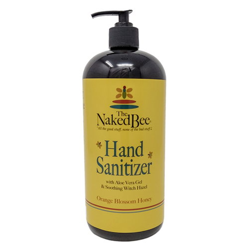 32 oz Hand Sanitizer Orange Blossom Honey