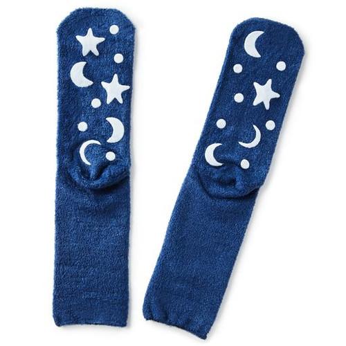 Socks Moon Stars Infused