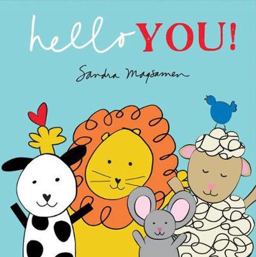 Hello, You! Book