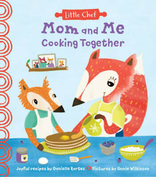 Mom & Me Cooking Together