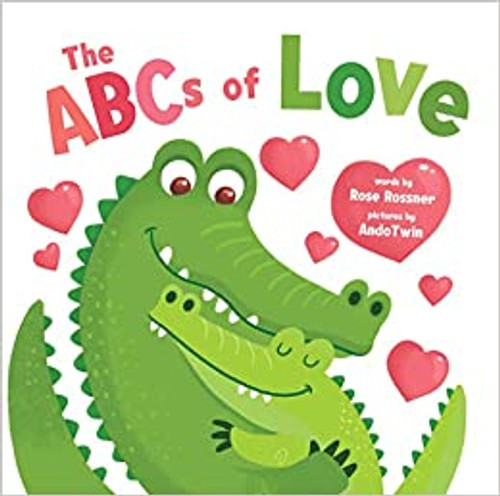 ABC's of Love Book