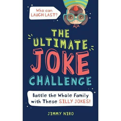 The Ultimate Joke Challenge Book