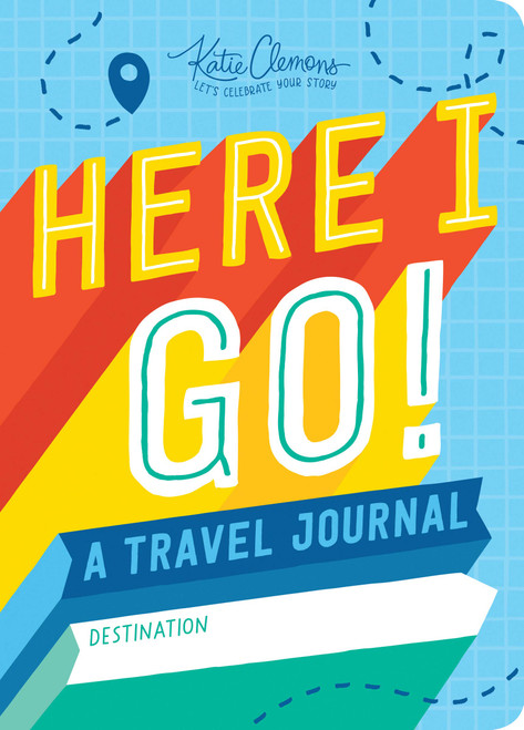 Here I Go Travel Journal