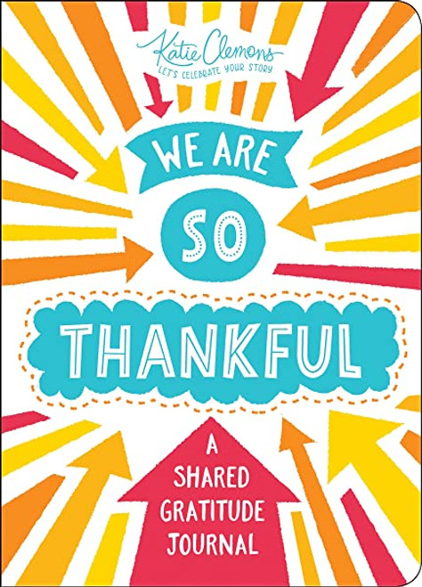 We Are So Thankful Journal