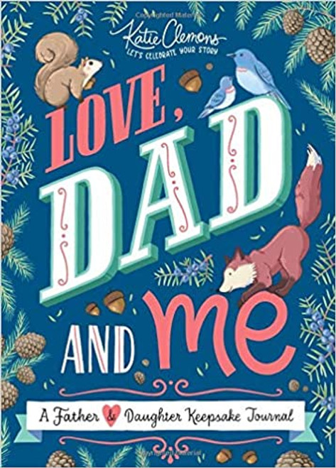 Love, Dad and Me Book