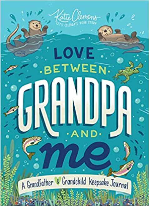 Love, Grandpa and Me Book