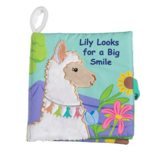 Lily Llama Soft Book