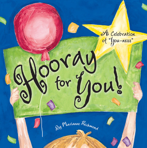 Hooray For You Board Book