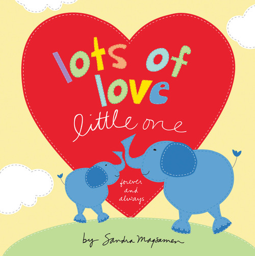 Lots of Love Little One book