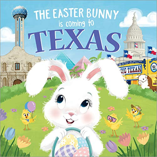 Easter Bunny Coming to Texas