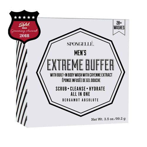 Mini Men's Bergamot Buffer