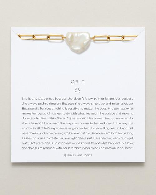 Grit Bracelet