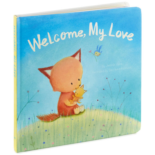 Welcome My Love Book
