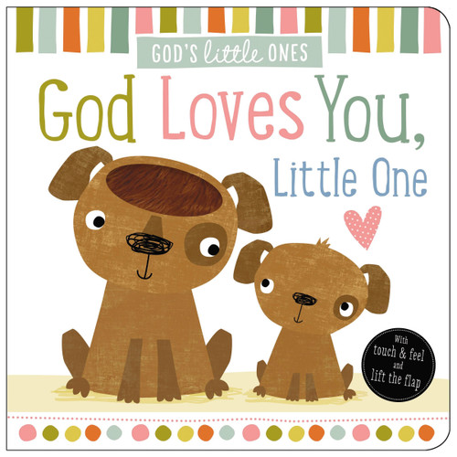 God Loves You Little One Book