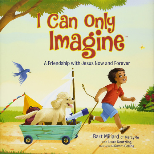 I Can Only Imagine Book