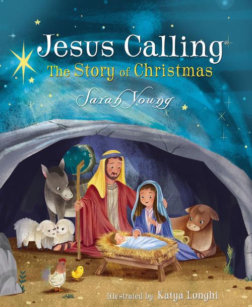 Jesus Calling Story of Christmas