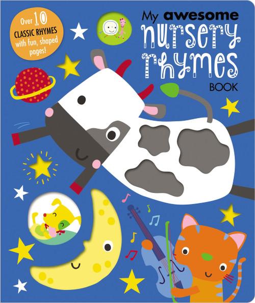 My Awesome Nursery Rhyme Book