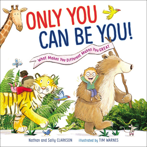 Only You Can Be You Book