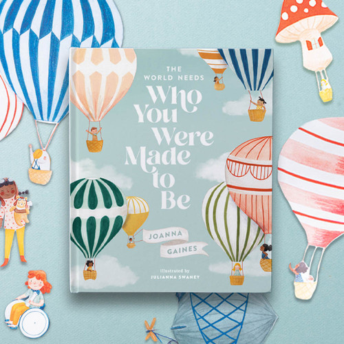 Who You Were Made to Be Book