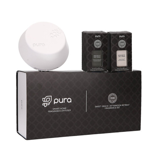 Pura Sweet Grace Diffuser Set
