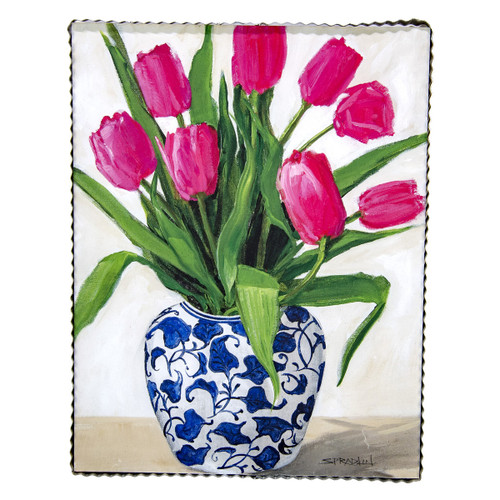 Gallery Pink Tulips