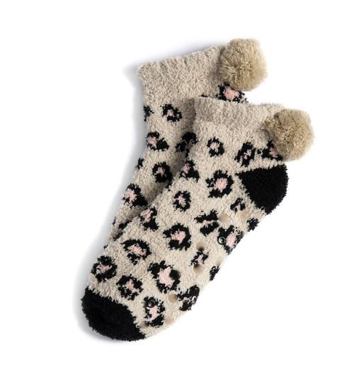 Alma Camel Socks