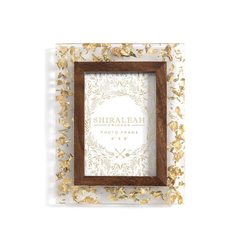 Goldie 4x6 Gold Picture Frame