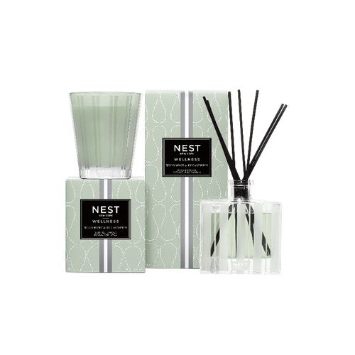 Wild Mint & Eucalyptus Reed Diffuser