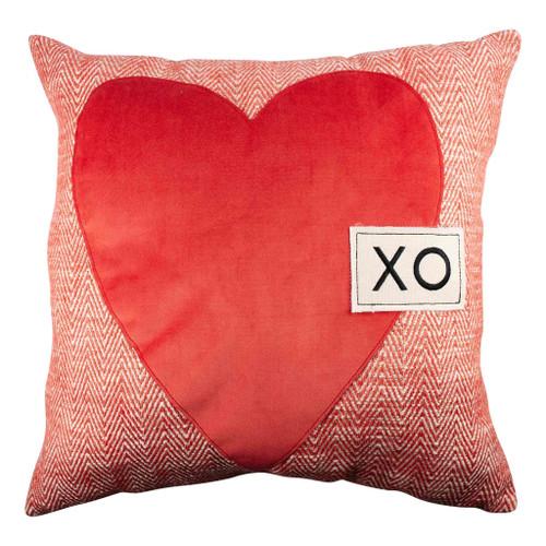 Heart XO Pillow