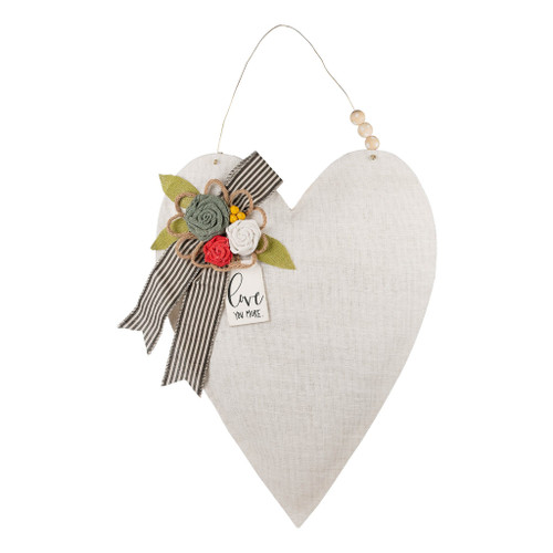 White Heart Burlee Love You More