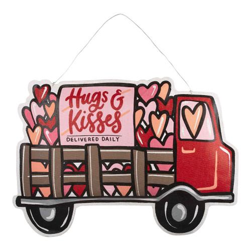 Heart Truck/Flower Truck Burlee