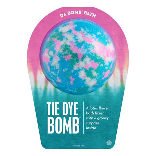 Blue Tie Dye Bath Bomb