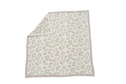 Cream BITW Baby Blanket