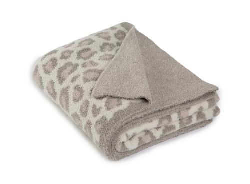 Safari Cream Blanket CozyChic
