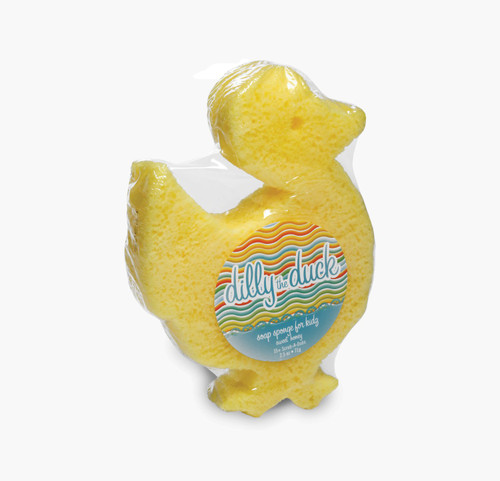 Dilly the Duck Sponge