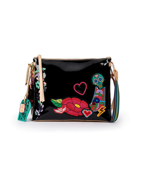 Downtown Crossbody Poppy