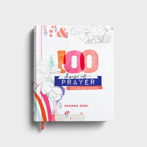 100 Days of Prayer Journal