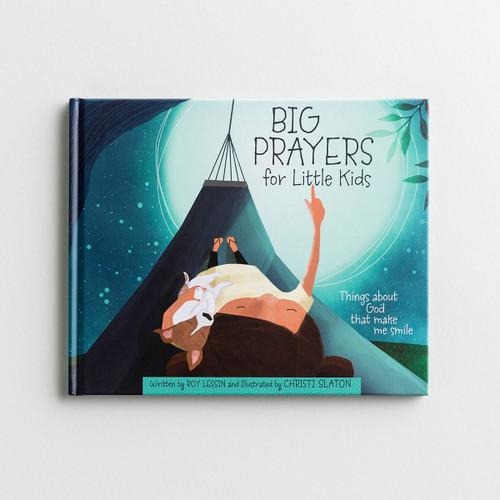 Big Prayers for Little Kids Book