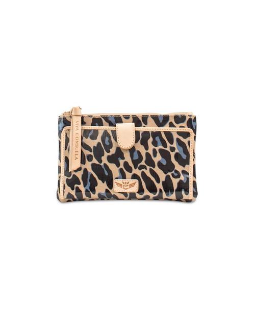 Blue Jag Slim Wallet