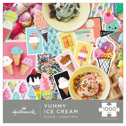 Yummy Ice Cream Puzzle