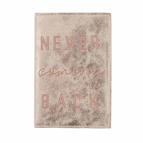 Travel Wallet Blush