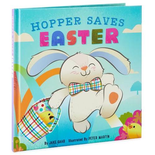 Hopper Saves Easter Book