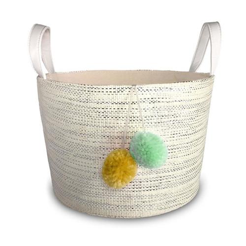 Pom Pom Easter Basket