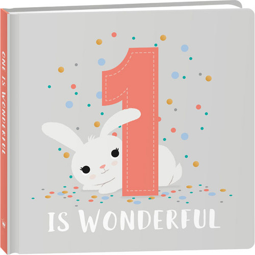 One Is Wonderful Birthday Book