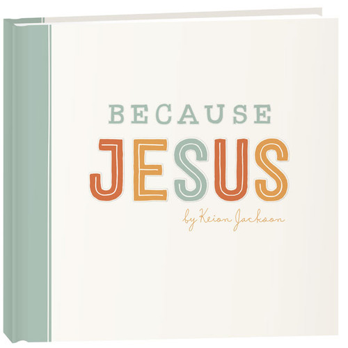 Because Jesus Book