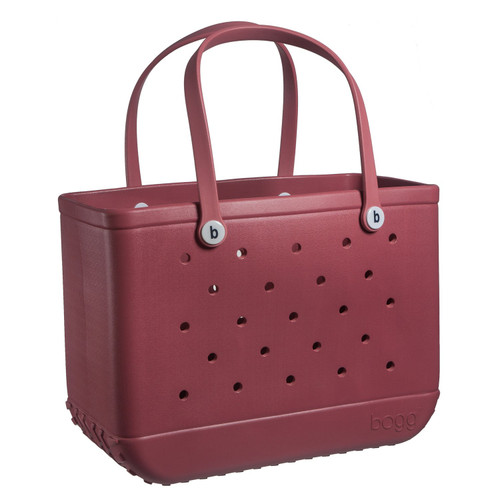 Large Burgundy Bogg Bag